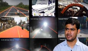 Sanjeev Sharma, CEO of Swaayatt Robots on Autonomous Driving Technology