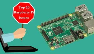 Top 10 Common Problems while using Raspberry Pi and Their Solutions