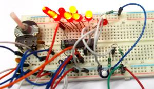 Introduction to ADC0804