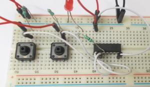 AND Logic Gate Circuit