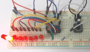 Binary Counter Circuit