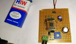 Boost Converter Circuit using MC34063