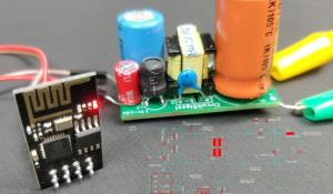 Compact 3.3V/1.5A SMPS Circuit Design