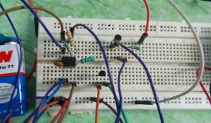 Continuity Tester using 555 Timer IC