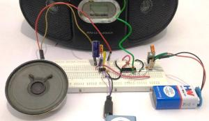 DIY Simple FM Transmitter Circuit