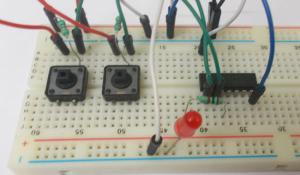 XOR Gate Circuit