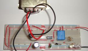 DIY LED Emergency Light