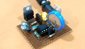 How to make a Supercapacitor Charger Circuit