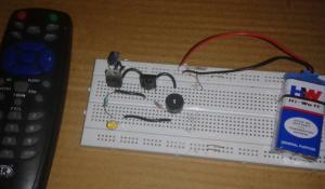 IR Remote Control Tester
