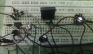1 Watt PWM LED Dimmer Project