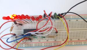 LM3914 Voltmeter