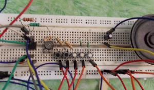 DIY Piano using 555 Timer IC
