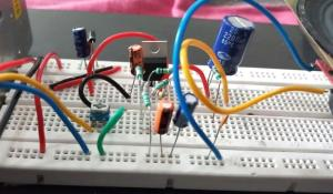 Subwoofer Amplifier Circuit using IC TDA2030