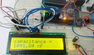 Arduino Capacitance Meter