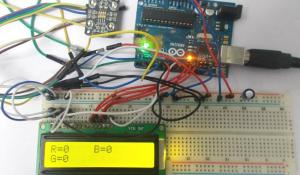 Color Detector using Arduino
