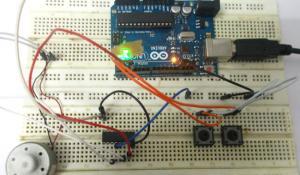 DC Motor Speed Control using Arduino Uno PWM