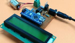 Arduino Based Wattmeter