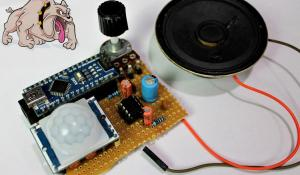 Dog-Barking-Security-Alarm-using-Arduino