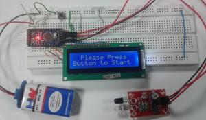 Tachometer using Arduino