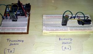 Arduino to Arduino Bluetooth Communication
