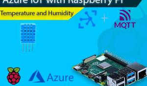 Azure IoT with Raspberry Pi