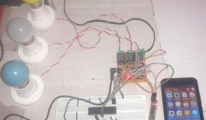 Bluetooth Controlled Home Automation System Using 8051 Microcontroller