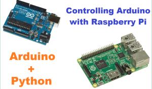Controlling Arduino with Raspberry Pi using pyFirmata