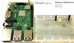 Getting started with Node.js and Raspberry Pi: Controlling an LED with Node.js Webserver