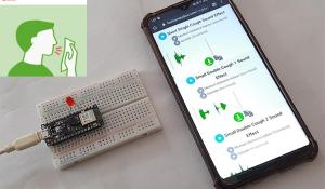 Cough Detection System using Arduino 33 BLE Sense and Edge Impulse