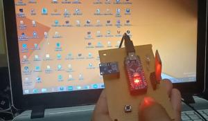 DIY Gesture Controlled Arduino based Air Mouse using Accelerometer