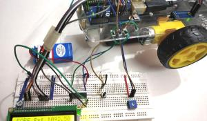 Digital Taxi Fare Meter using Arduino