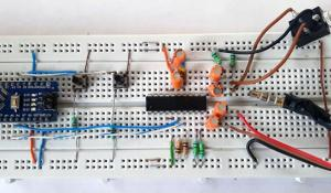 Digital Audio Volume Controller using PT2258 IC and Arduino