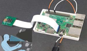 Driver Drowsiness Detector System using Raspberry Pi and OpenCV