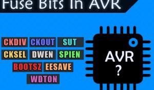 Fuse Bits in ATmega328P AVR Microcontroller