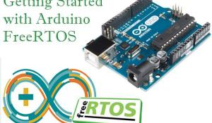 FreeRTOS Task for Blink LED in Arduino UNO