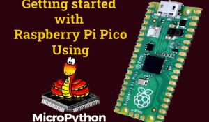 How to Program Raspberry Pi Pico using MicroPython