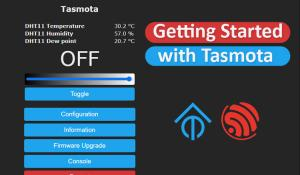 Getting Started with Tasmota