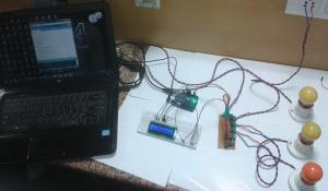 PC Controlled Home Automation using Arduino