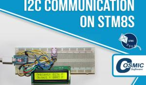 I2C Communication on STM8S