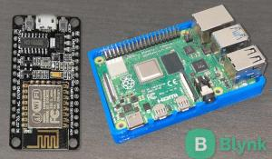 Installing Blynk Local Server on Raspberry Pi