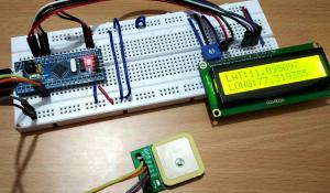 STM32 (STM32F103C8) Projects & Tutorials