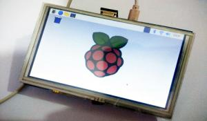 Interfacing HDMI Touchscreen Display with Raspberry Pi