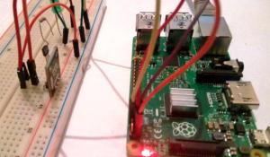Interfacing Hall Sensor with Raspberry Pi
