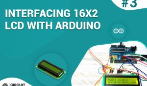 Interfacing 16*2 LCD Display with Arduino
