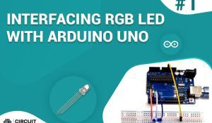 Interfacing RGB LED with Arduino UNO