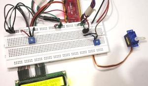 Interfacing Servo Motor with ARM7-LPC2148