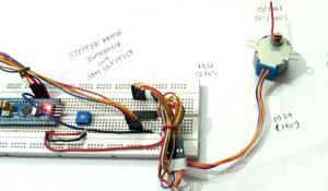 Interfacing Stepper Motor with STM32F103C8 (Blue Pill)