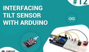 Interfacing Tilt Sensor with Arduino