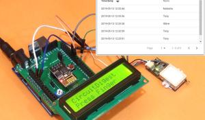 IoT based Biometric Attendance system using Arduino and Thingsboard