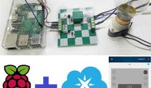 IoT controlled Home Automation using Raspberry Pi and Particle Cloud